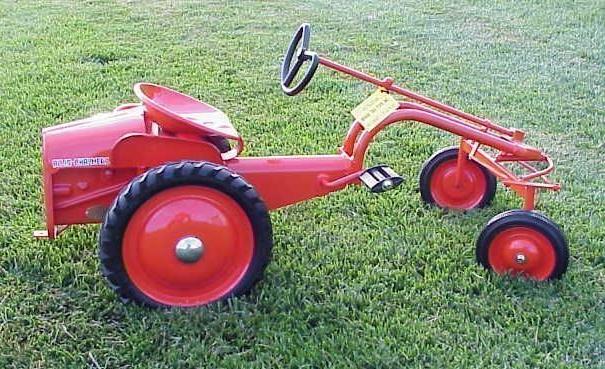 Allis Chalmers G Tractor : Allis chalmers tractors